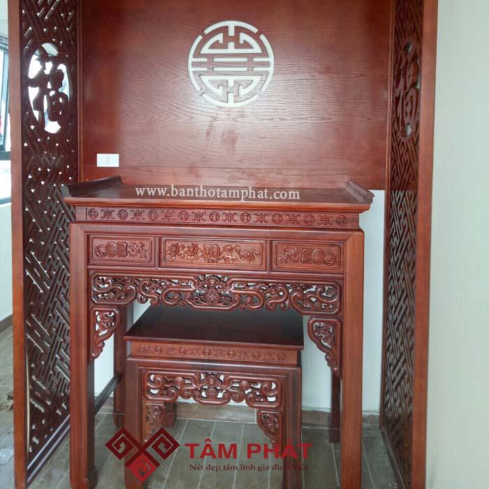 Mua bàn thờ đứng Tâm Phát BT-1012 là lựa chọn đúng đắn