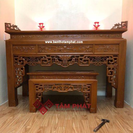 Kích thước bàn thờ đẹp
