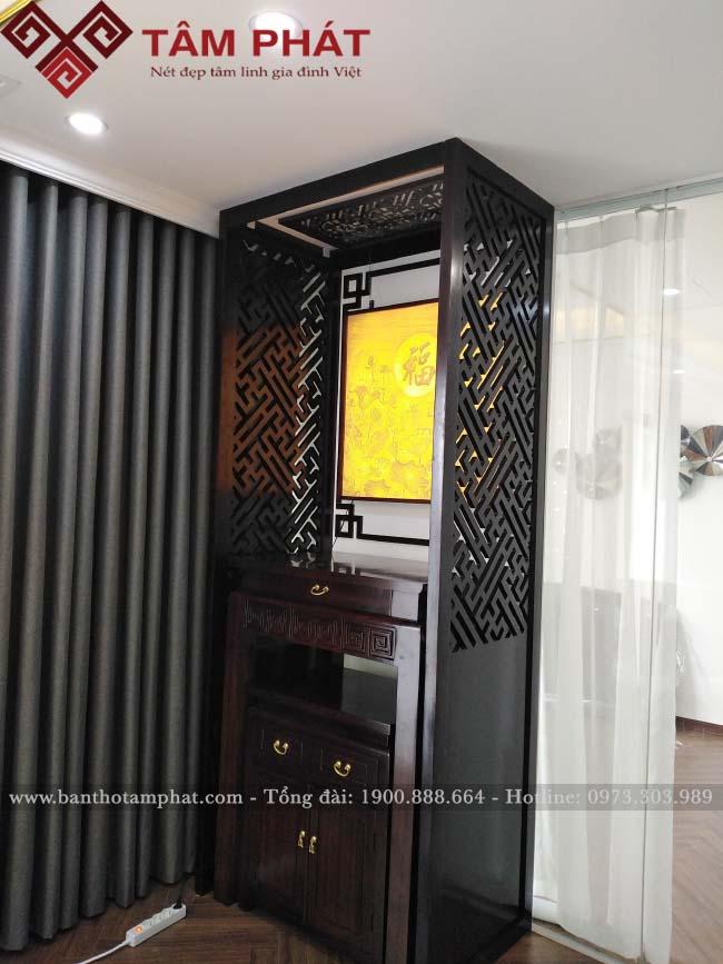 Mua bàn thờ hiện đại, đẹp giá rẻ tại Tâm Phát