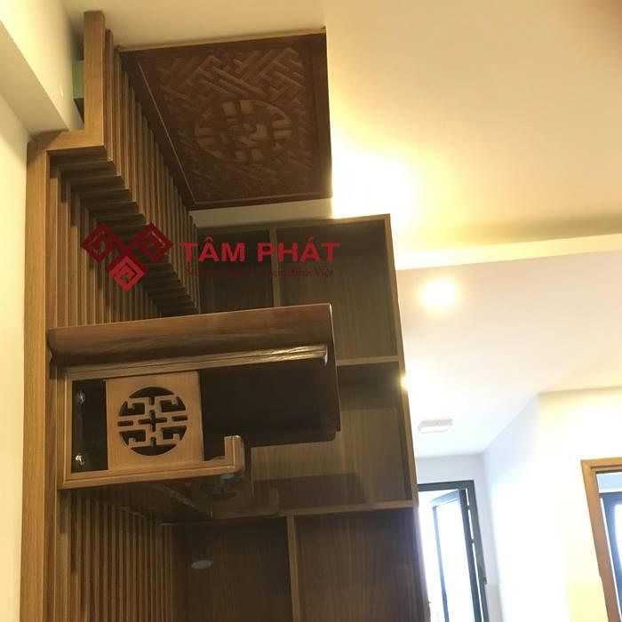 Mẫu bàn thờ treo tường chung cư TT2012