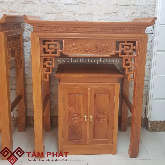 Nội thất Tâm Phát - thiết kế bàn thờ chung cư uy tín