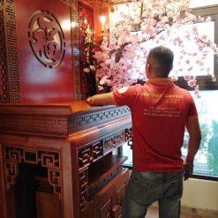 Mẫu bàn thờ BT-1020 Tâm Phát hiện đang được rất nhiều khách hàng lựa chọn