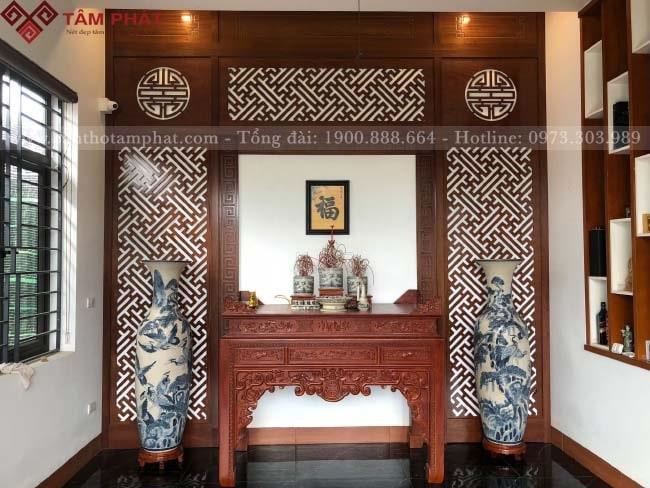 Bàn thờ Tâm Phát là thương hiệu được rất nhiều Khách hàng lựa chọn