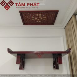 Bàn thờ treo TT2060 dành cho nhà chung cư