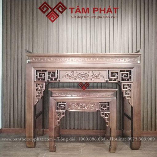 Ban thờ Tâm Phát – lựa chọn hàng đầu dành cho người tiêu dùng