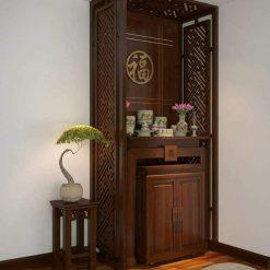 Mẫu bàn thờ BT-1065 cho không gian thờ sang trọng