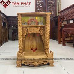 Mẫu bàn thờ thần tài BTT-3302
