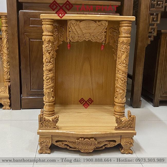 Mẫu bàn thờ Thần Tài đẹp,mẫu bàn thờ Ông Địa đẹp