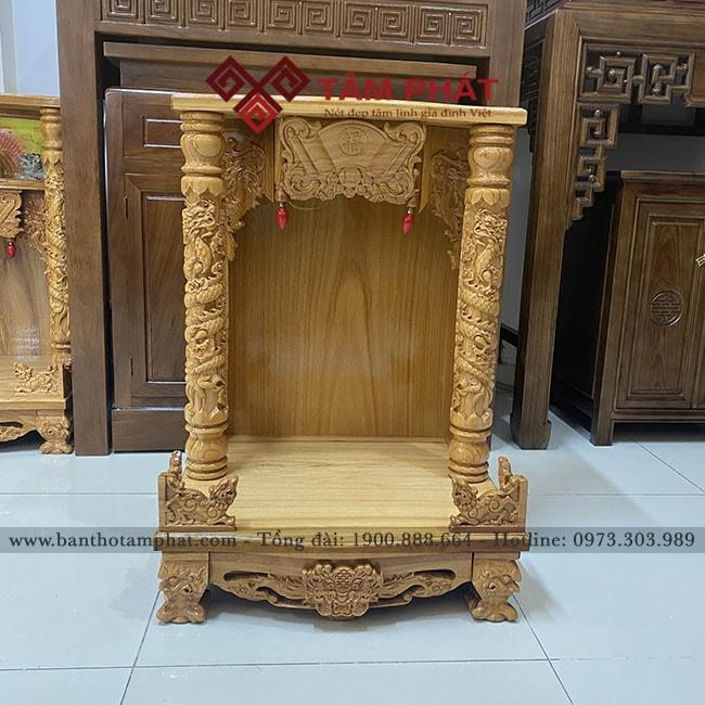 Giá bàn thờ Ông Địa, giá bàn thờ Thần Tài