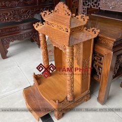 Mẫu Bàn thờ Thần Tài Thổ Địa BTT-3309