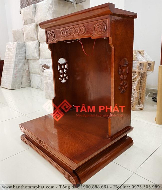 Bàn thờ Thần Tài hiện đại mẫu BTT-3307