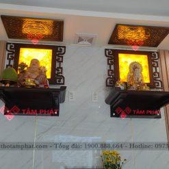 Trang thờ Mẹ Quan Âm sử dụng mẫu TT2041