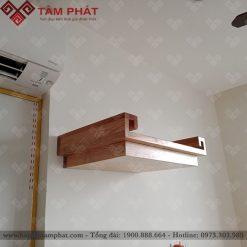 Bàn thờ treo tường đơn giản mẫu TT2202