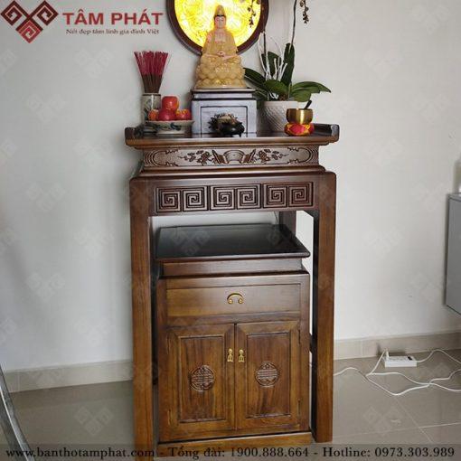 Mẫu bàn thờ Phật BT-1106