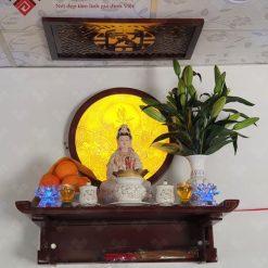 Trang thờ Phật Quan Âm mẫu TT2096